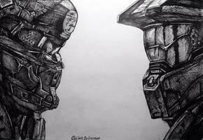 Halo 5: Guardians by MailJeevas33