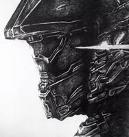 Halo 5 Guardians by MailJeevas33