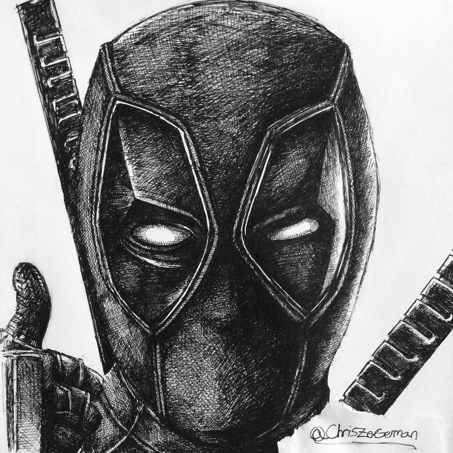 Deadpool 2016 by MailJeevas33 on DeviantArt