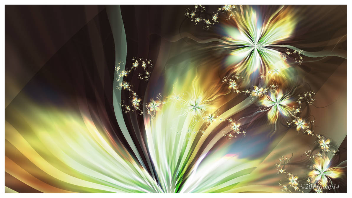 Spring Flower 6 by roup14