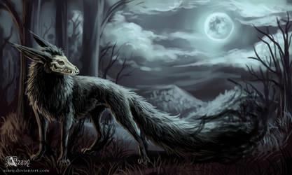Tenabre Fox by Azany