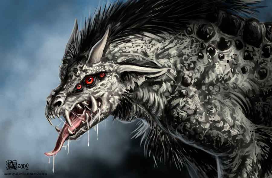 Image Result For Hellhound In A