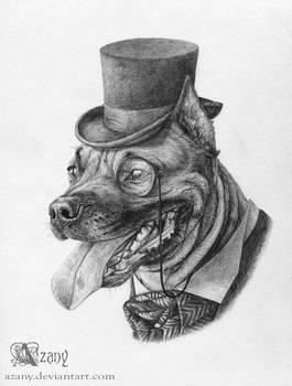 Staffordshire gentleman