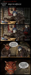 Skyrim bros 3: Bro warned! by Azany