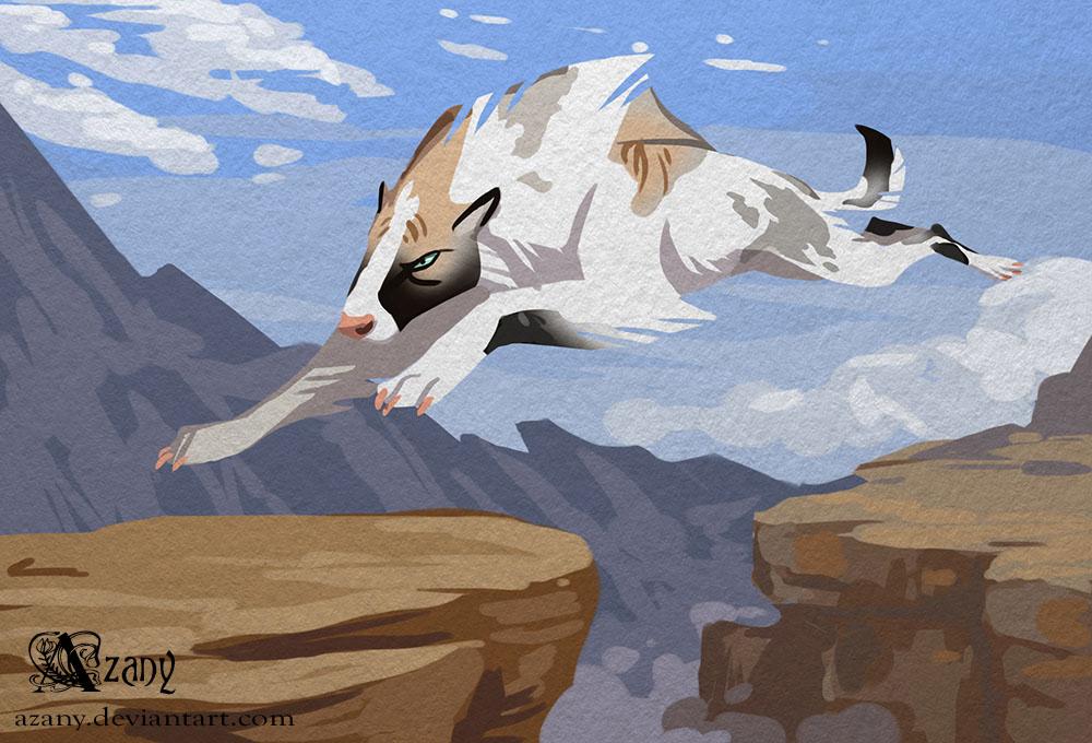 Commission: Tokota 2 by Azany