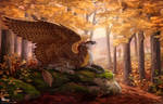 Autumn griffin
