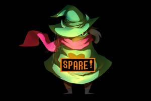 SPARE by Sadiestreak