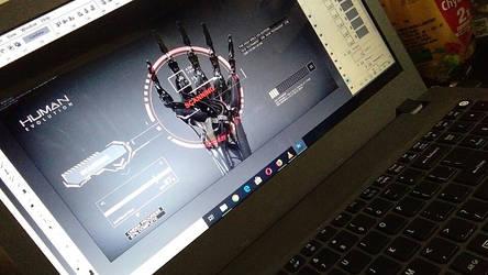 GUI Concept 1A