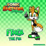 Fixer the Fox (Sonic Boom Legends)