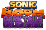 Sonic Boom Dark Tails Unleashed Logo