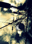 power lines x11 by yume-ninja