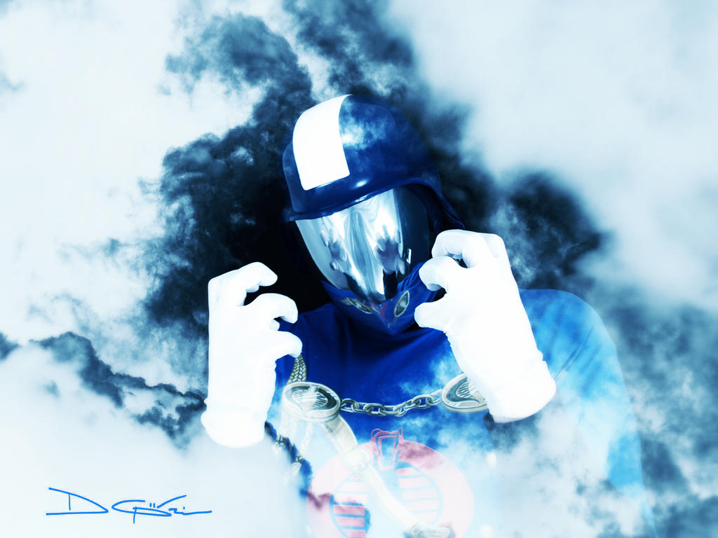 Cobra Commander 2013 x2 by yume-ninja