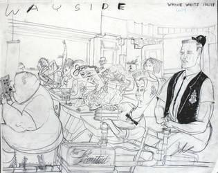 Wayside School by seewaynewhite