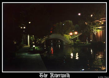 The Riverwalk by JohnDamen