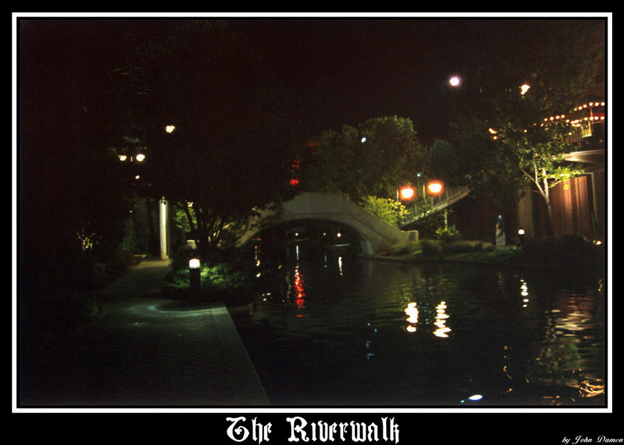 The Riverwalk by JohnDamen