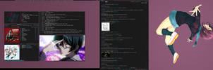 June 2012 Desktop by natyusha