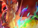 Shaper of Fire by XMaveria