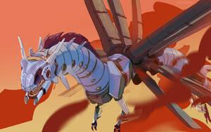 Mechanized Dragon