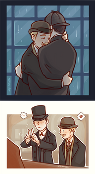 Sherlockspecial - We are together