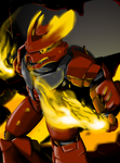 Protector of Fire