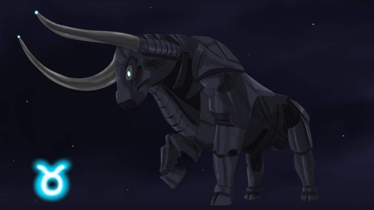 The Bull by Disturbulator