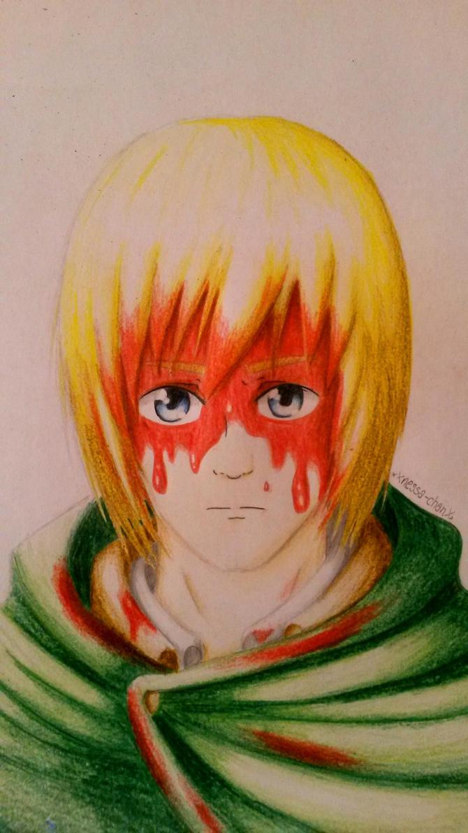 Armin Arlert by xXnessa-chanXx