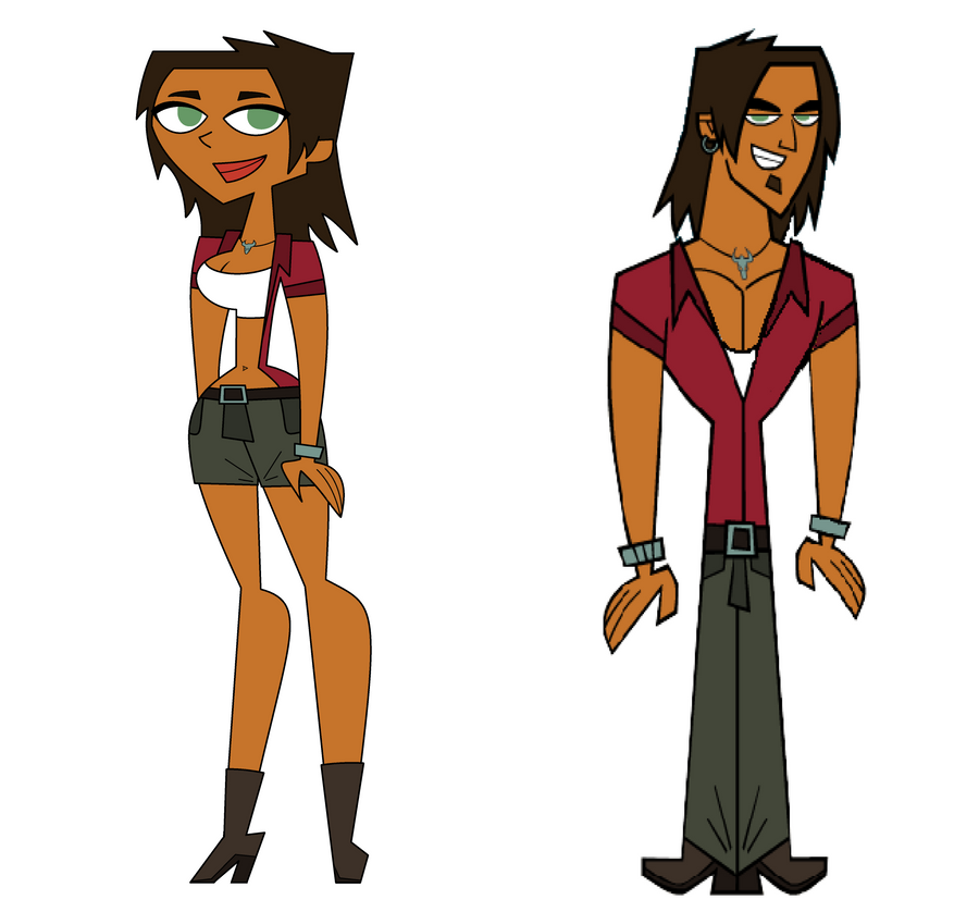 Total Drama on GenderBender-Lovers - DeviantArt