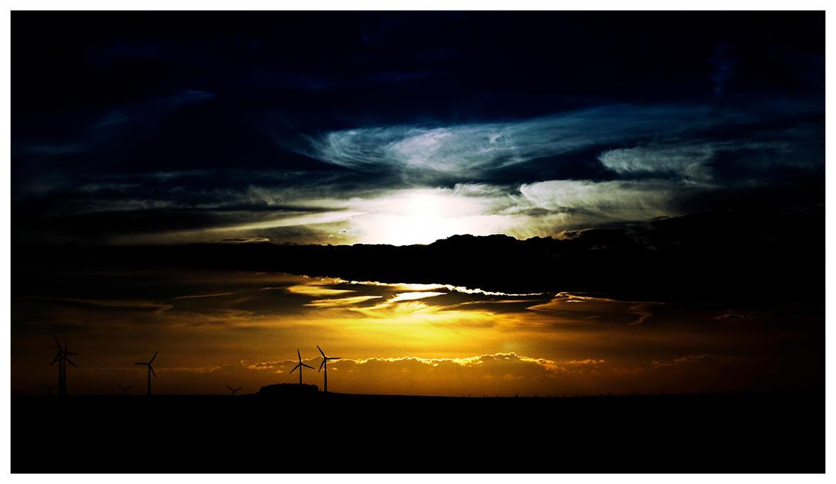 sunset by creativegrafix
