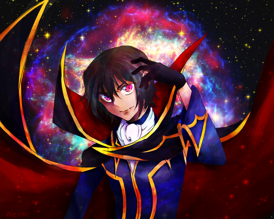 Head Exploding Lelouch by kagamikun