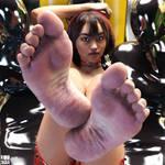 Footsie #01
