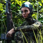 Rachel Colors [War games] #01