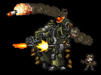 Heavy Metal War Mutts by Storm-Werks