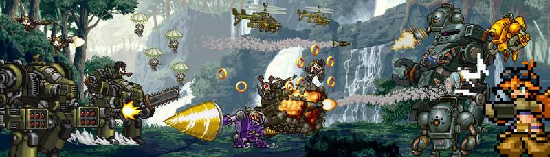 War Mutt Advance by Storm-Werks
