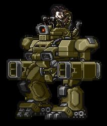 Power Metal Beam Cannons by Storm-Werks