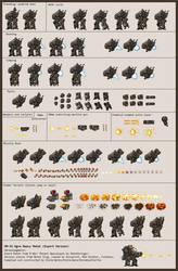 Heavy Metal Ogre Export Version by Storm-Werks