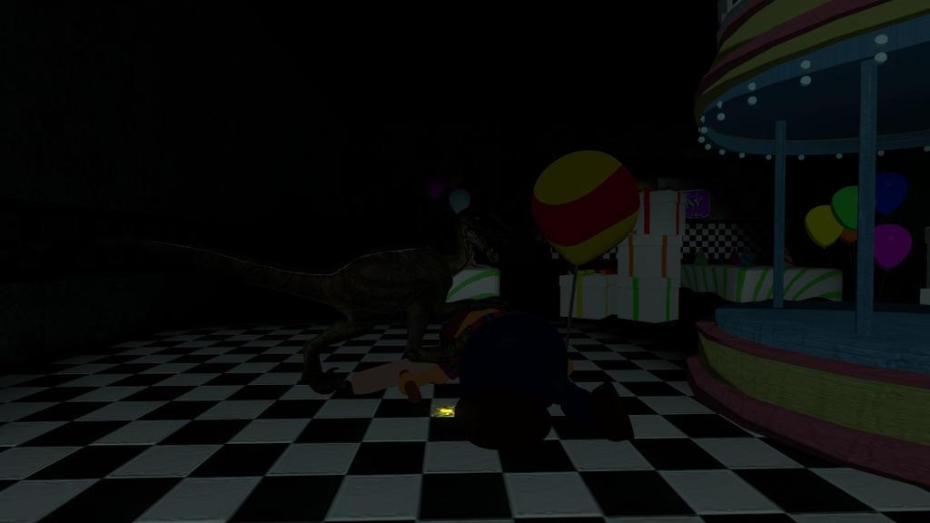The  night on the bite of 87 by Garretzilla