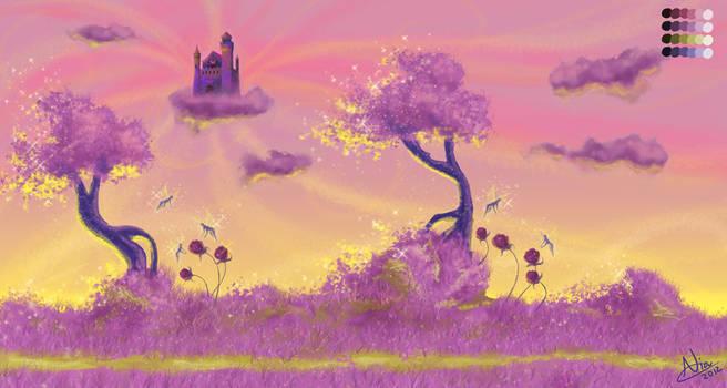 Fairy Tale world by FernandaNia