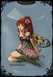 Thumbelina and Cornelius' child (spring)