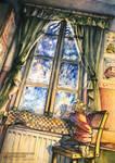 Winter- Kiseki Winter by gazdowna