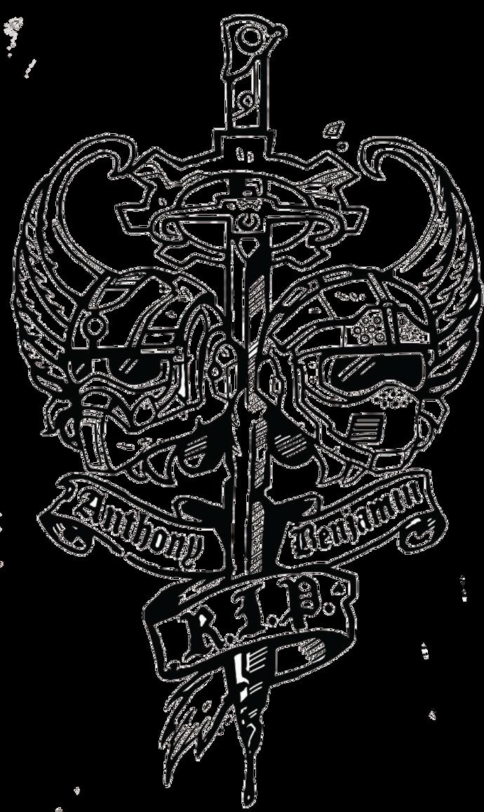 Clayton Carmine Tattoo by midgardox