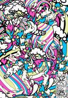 rainbow  child by photoshop-addict28