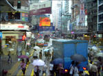 hong kong rainy days