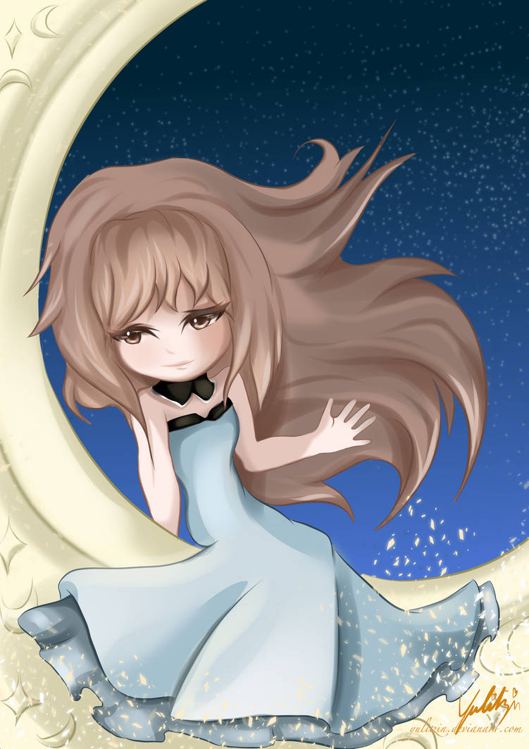 Lune from Deemo by Andoraliix on DeviantArt