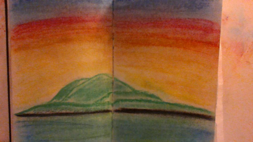 Random landscape by Neptunes-Sparks