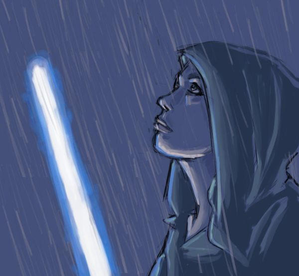 Jedi by yannas