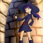 Kallisti III Request: Twi X Little Witch Academia