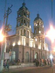 Catedral_tarde by Nahual-totonaca
