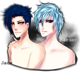 YCH - Jace and Barder