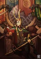 It's a Loki