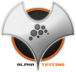 me.dium alpha testing badge by BrassHeart